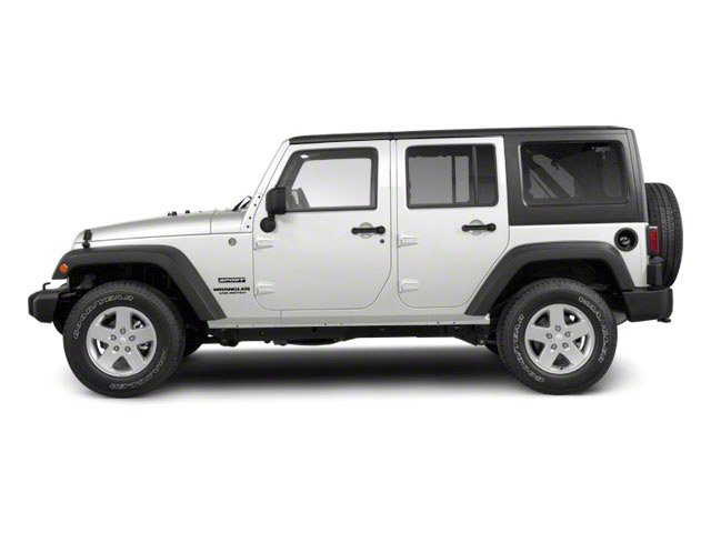Pre-Owned 2012 Jeep Wrangler Unlimited Unlimited Sahara