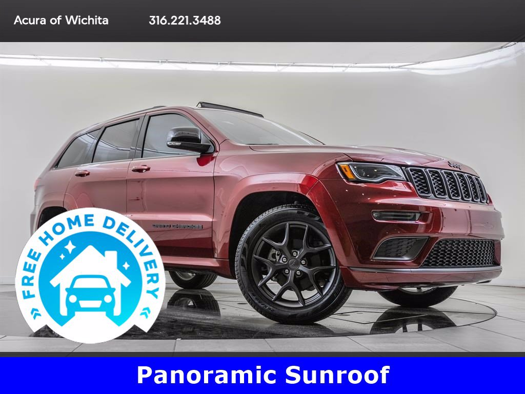 Pre-Owned 2019 Jeep Grand Cherokee Customer Preferred Package
