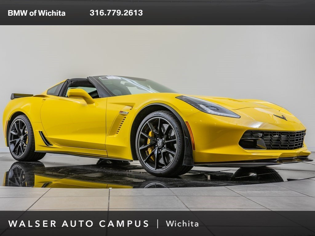 Pre-Owned 2017 Chevrolet Corvette Z06 3LZ, Z07 Ultimate Performance Package