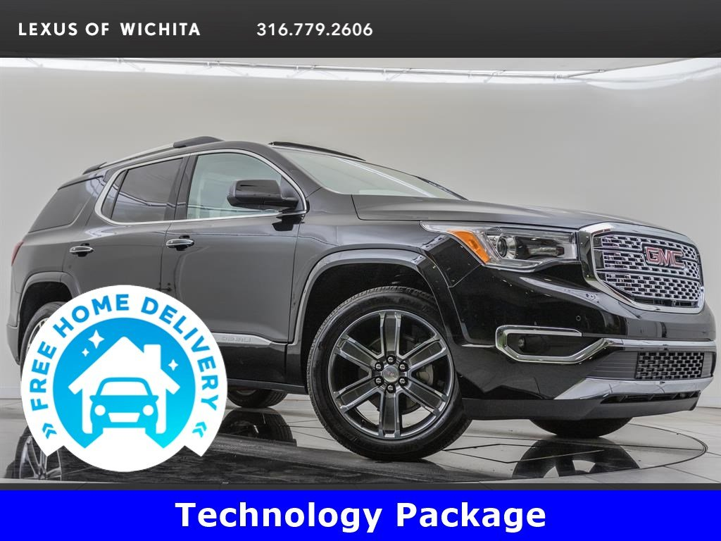Pre-Owned 2019 GMC Acadia Technology Package
