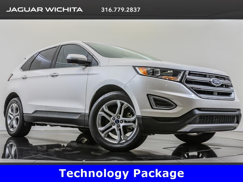 Pre-Owned 2016 Ford Edge Titanium, Technology Package