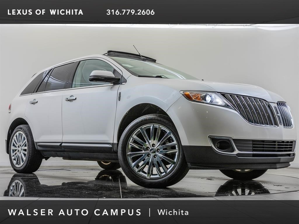 Pre-Owned 2013 Lincoln MKX Navigation, Local 1-Owner MKX