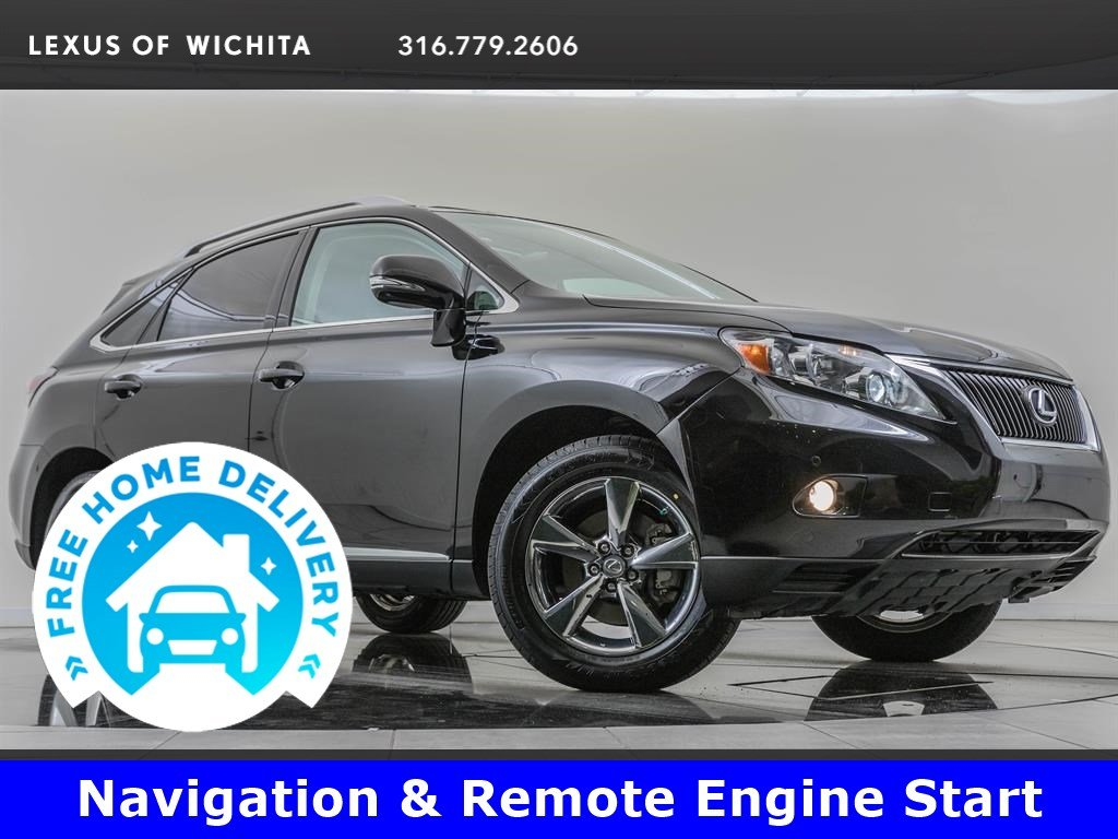 Pre-Owned 2012 Lexus RX 350 Navigation, Premium Package