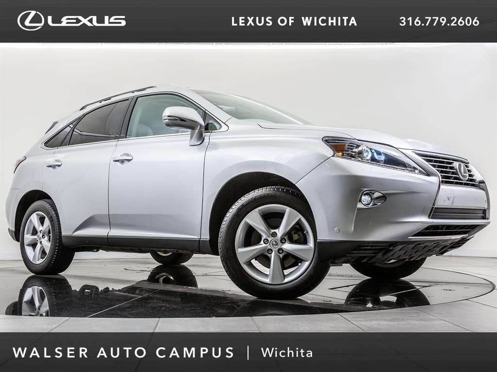 Pre Owned 2015 Lexus RX 350 Navigation, Moonroof, Blind Spot Monitor, RV