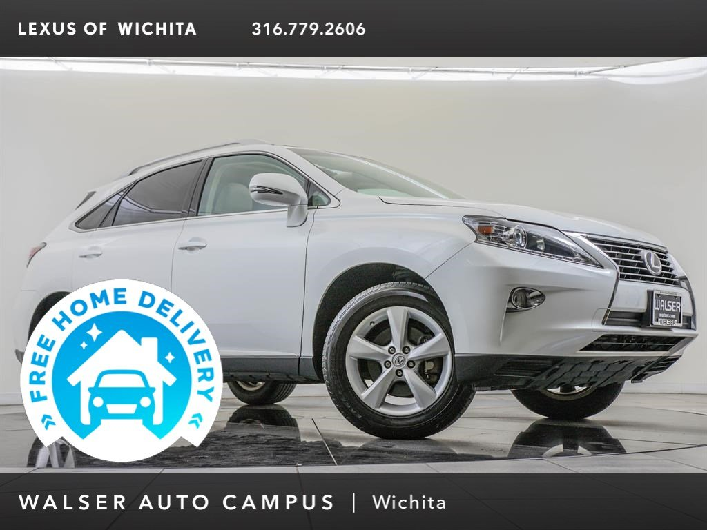 Pre-Owned 2015 Lexus RX 350 Premium Package