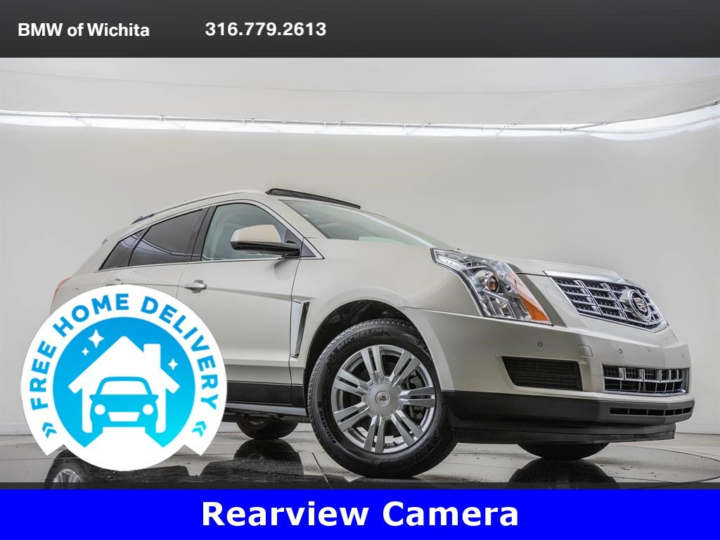 Pre-Owned 2013 Cadillac SRX Driver Awareness Package