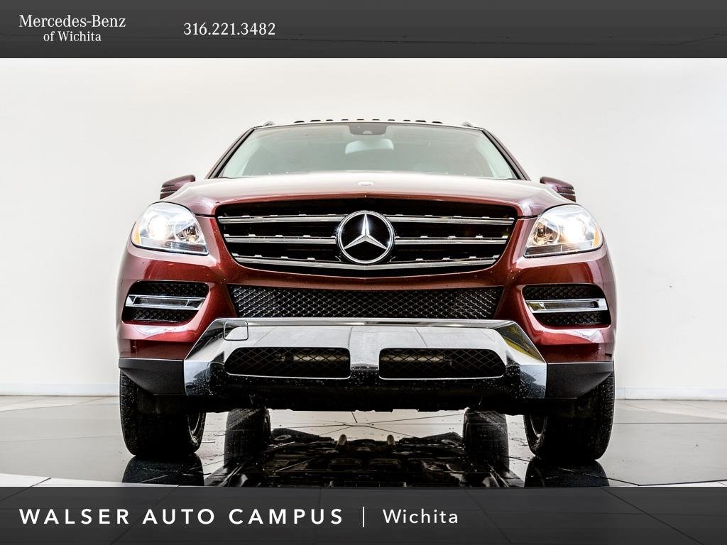 Pre-Owned 2013 Mercedes-Benz M-Class ML350 4MATIC®, COMAND,