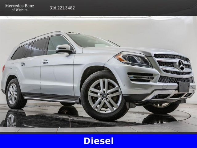 Pre-Owned 2016 Mercedes-Benz GL GL 350 BlueTEC 4MATIC®, Diesel