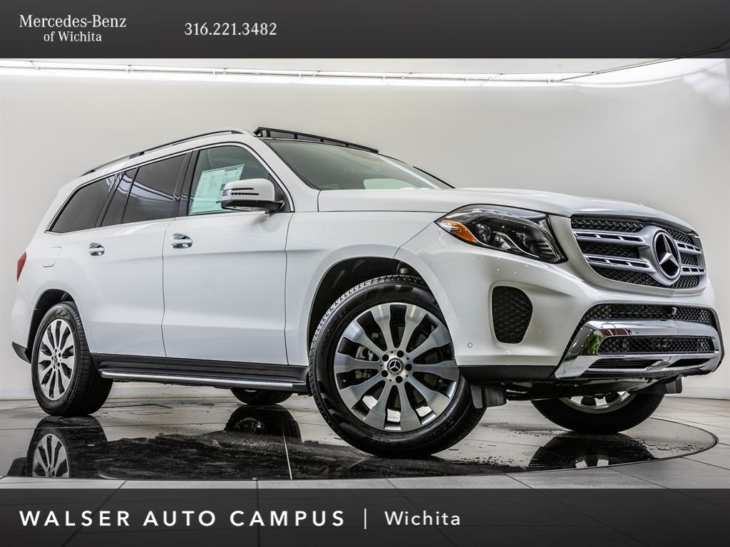 Pre-Owned 2019 Mercedes-Benz GLS GLS450 4MATIC® SUV