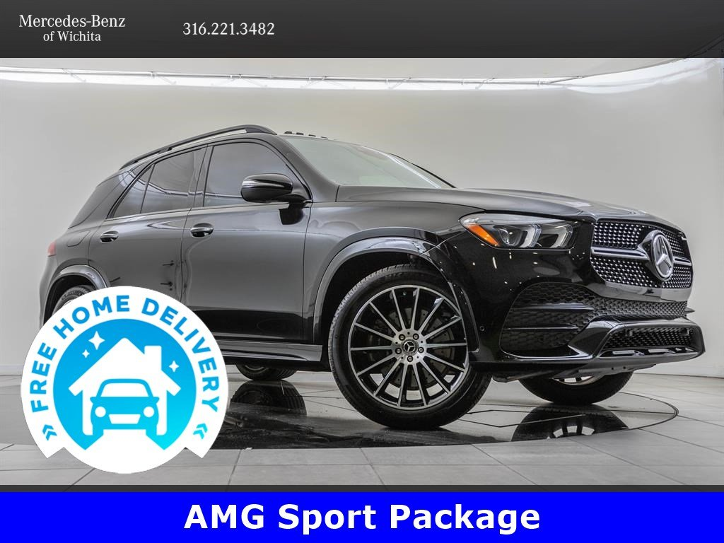 Pre-Owned 2020 Mercedes-Benz GLE Technology Package