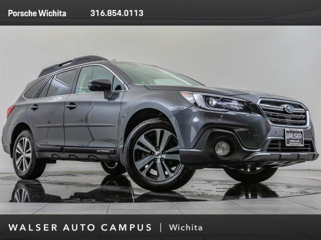 Pre-Owned 2018 Subaru Outback 2.5i Limited, Navigation
