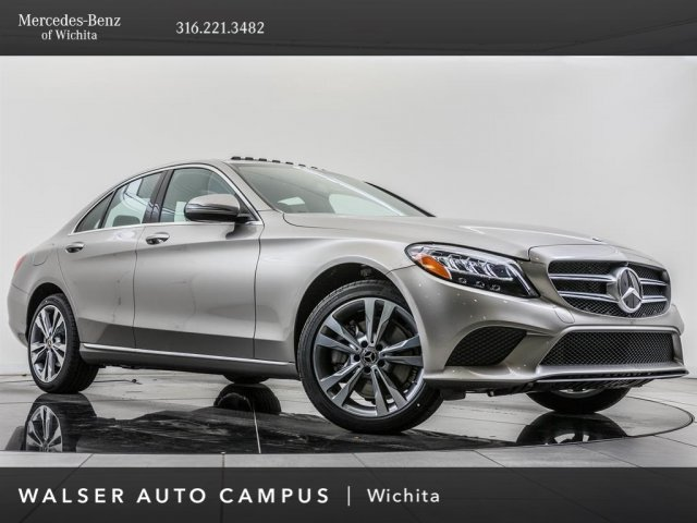 Pre-Owned 2019 Mercedes-Benz C-Class C300 4MATIC® SEDAN