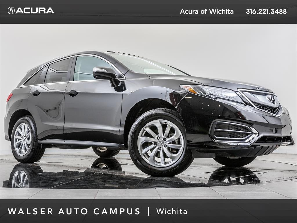 PreOwned Acura RDX Certified PreOwned Moonroof Rear View - Pre own acura
