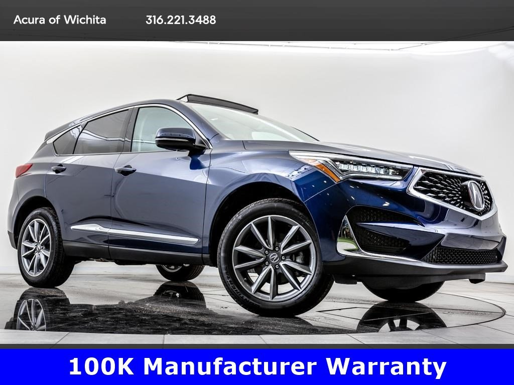 Pre-Owned 2019 Acura RDX SH-AWD w/Technology Package