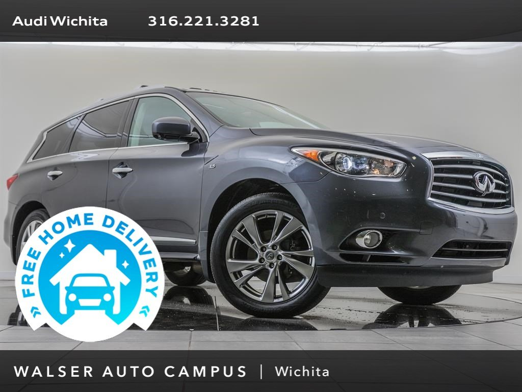 Pre-Owned 2014 INFINITI QX60 Premium Plus Package