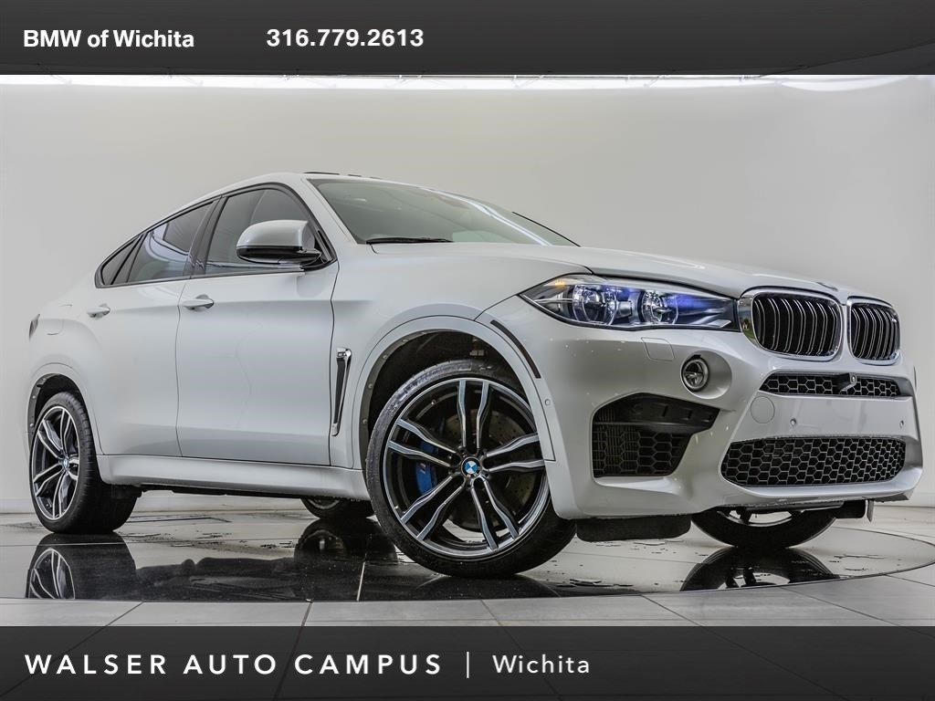 Pre Owned 2016 Bmw X6 M Bang Olufsen Audio 567 Horse
