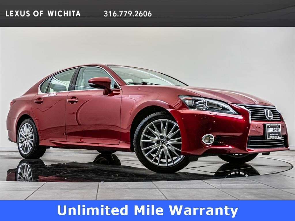 Pre-Owned 2013 Lexus GS 350 AWD, Luxury Package, Navigation