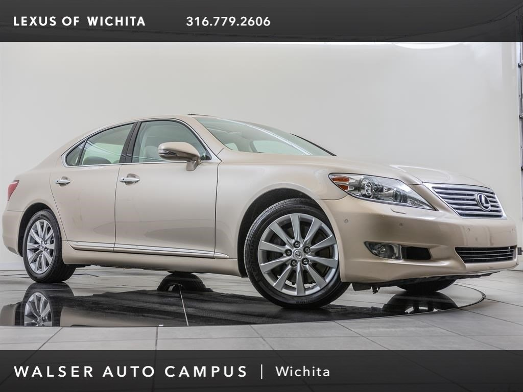 Pre-Owned 2012 Lexus LS 460 Comfort Package, Navigation