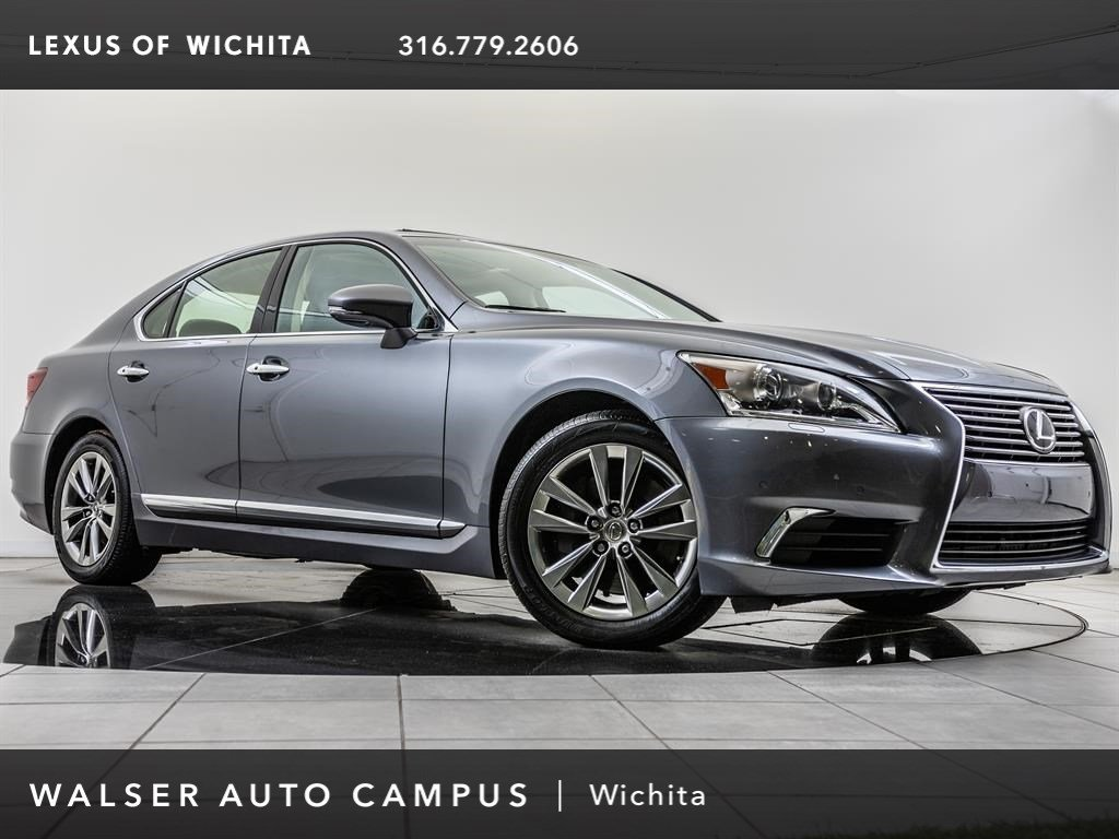 Pre Owned 2016 Lexus Ls 460 Navigation Comfort Package