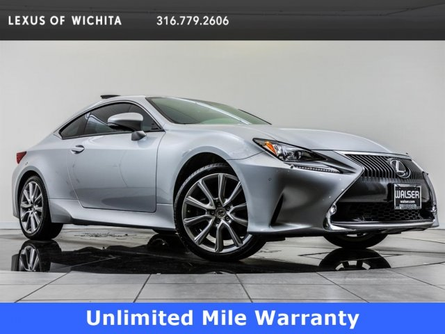 Pre-Owned 2015 Lexus RC 350 Upgraded Wheels