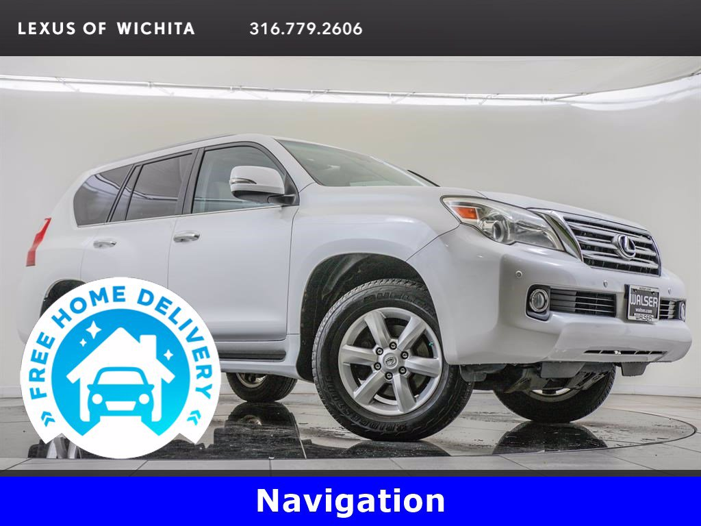 Pre-Owned 2011 Lexus GX 460 Convenience Package
