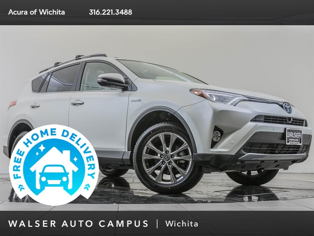 Pre-Owned 2017 Toyota RAV4 Hybrid Navigation, Advanced Technology Package