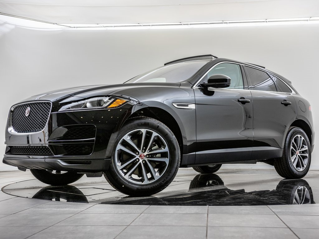 Pre-Owned 2019 Jaguar F-PACE Cold Climate Package