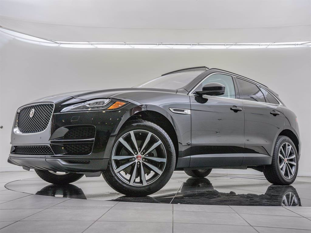 Pre-Owned 2017 Jaguar F-PACE Vision Assist Package