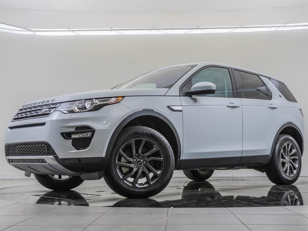 Pre-Owned 2017 Land Rover Discovery Sport HSE, Drivers Assist Plus Package
