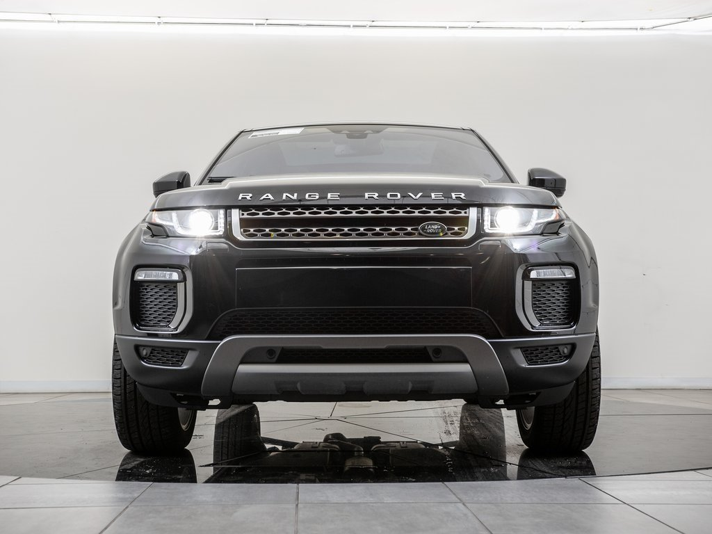 Pre-Owned 2018 Land Rover Range Rover Evoque HSE, Certified Pre-Owned,