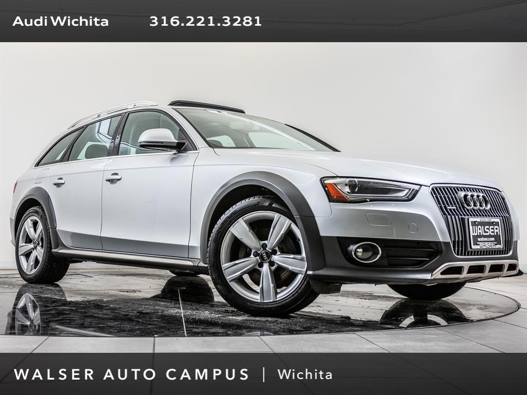 Pre-Owned 2013 Audi allroad quattro, Panoramic Sunroof, Conv Pkg, Lighting Pkg