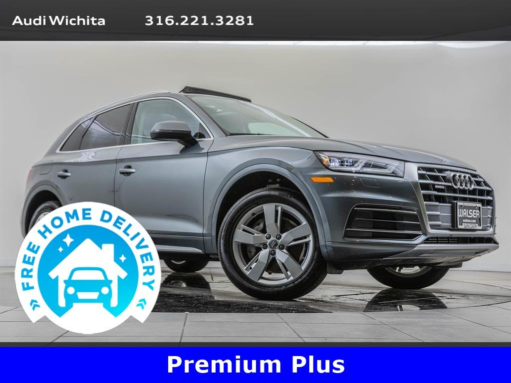 Pre-Owned 2018 Audi Q5 Premium Plus, Navigation Package