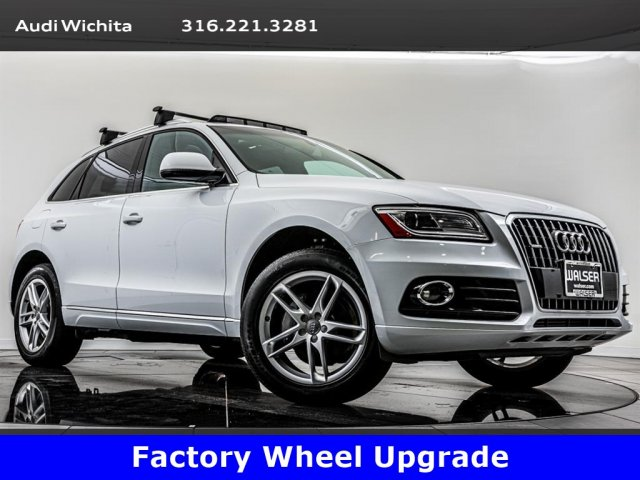 Pre-Owned 2016 Audi Q5 2.0T Premium quattro, Upgraded Wheels