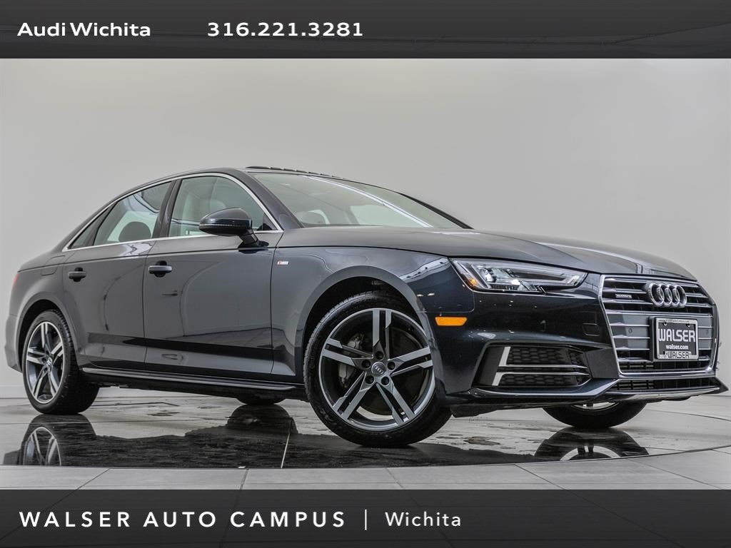 Pre-Owned 2017 Audi A4 Navigation, Premium Plus & Technology Packages