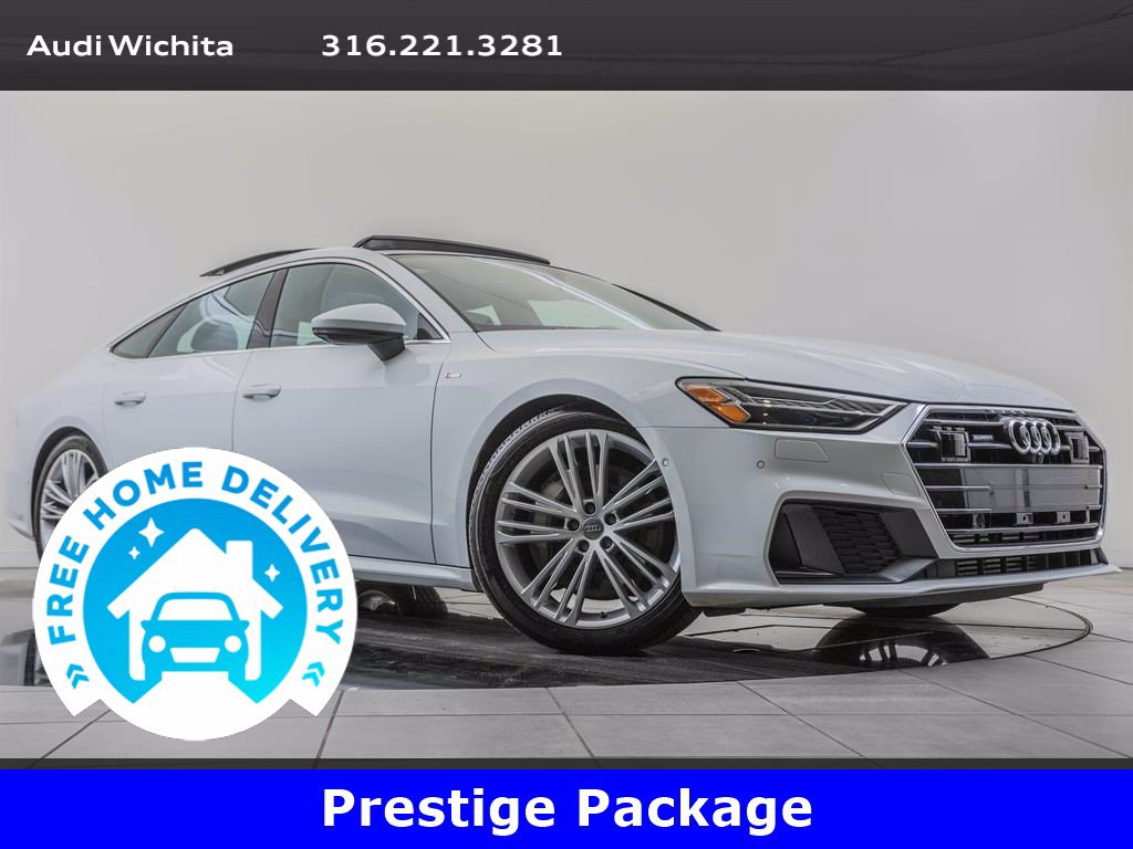 Pre-Owned 2019 Audi A7 Prestige & Driver Assistance Packages