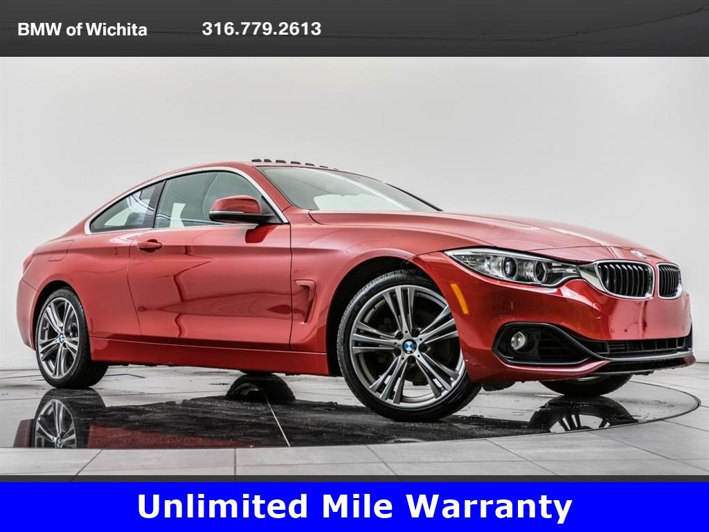 Certified Pre-Owned 2016 BMW 4 Series 428i xDrive, 19-Inch Wheels