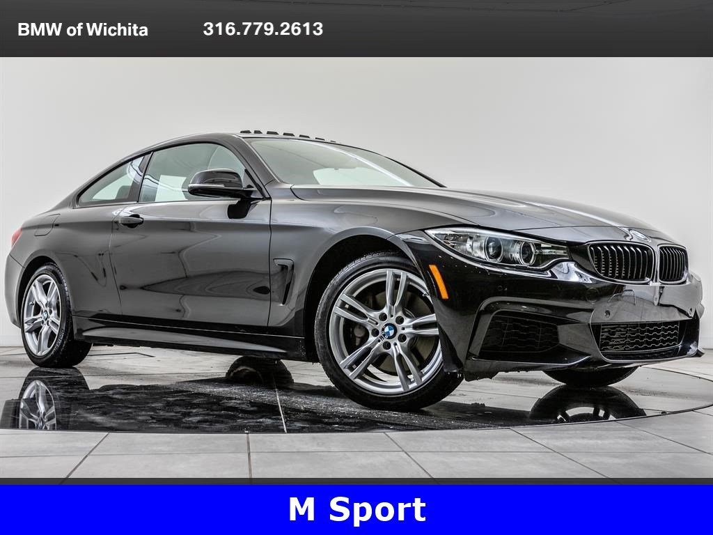 Pre-Owned 2015 BMW 4 Series 435i xDrive, M Sport, 18-Inch M Whls
