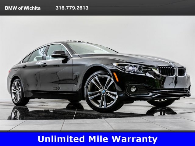 Certified Pre-Owned 2019 BMW 4 Series 2019 BMW 430 GRAN COUPE I XDRIVE (A8) 4DR HB AWD