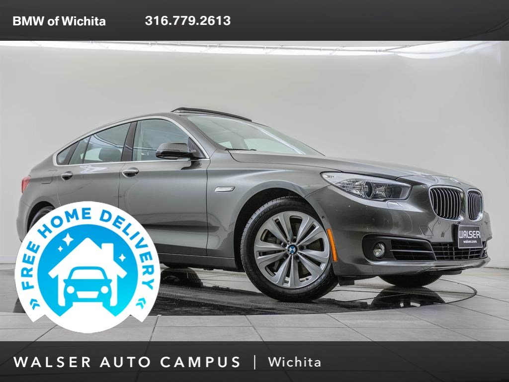 Pre-Owned 2017 BMW 5 Series Premium & Driving Assistance Plus Packages
