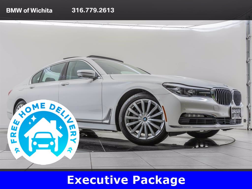 Pre-Owned 2017 BMW 7 Series Executive Package