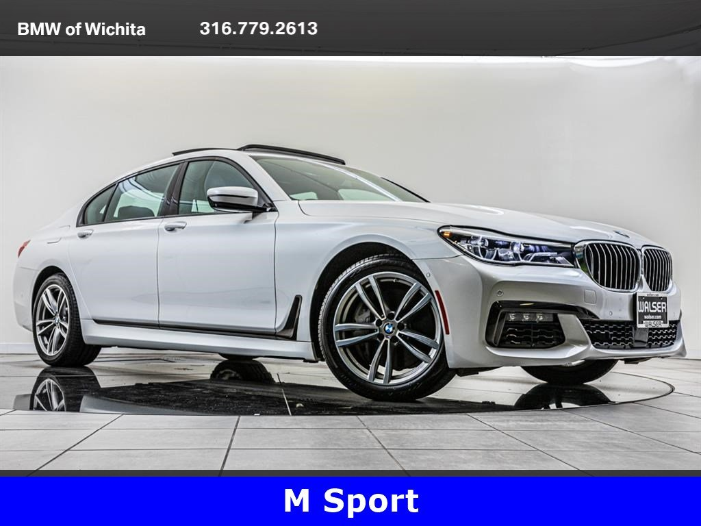 Pre-Owned 2018 BMW 7 Series M Sport, Executive Package