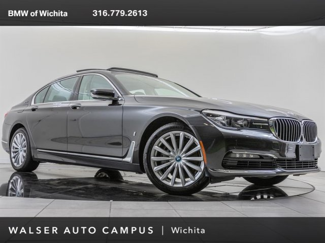Pre-Owned 2018 BMW 7 Series 740e xDrive iPerformance, Factory Wheel Upgrade