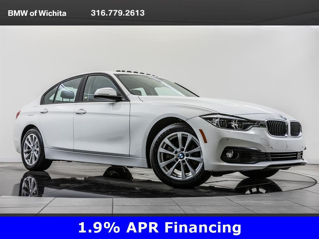 Pre-Owned 2018 BMW 3 Series 320i xDrive, Premium Package