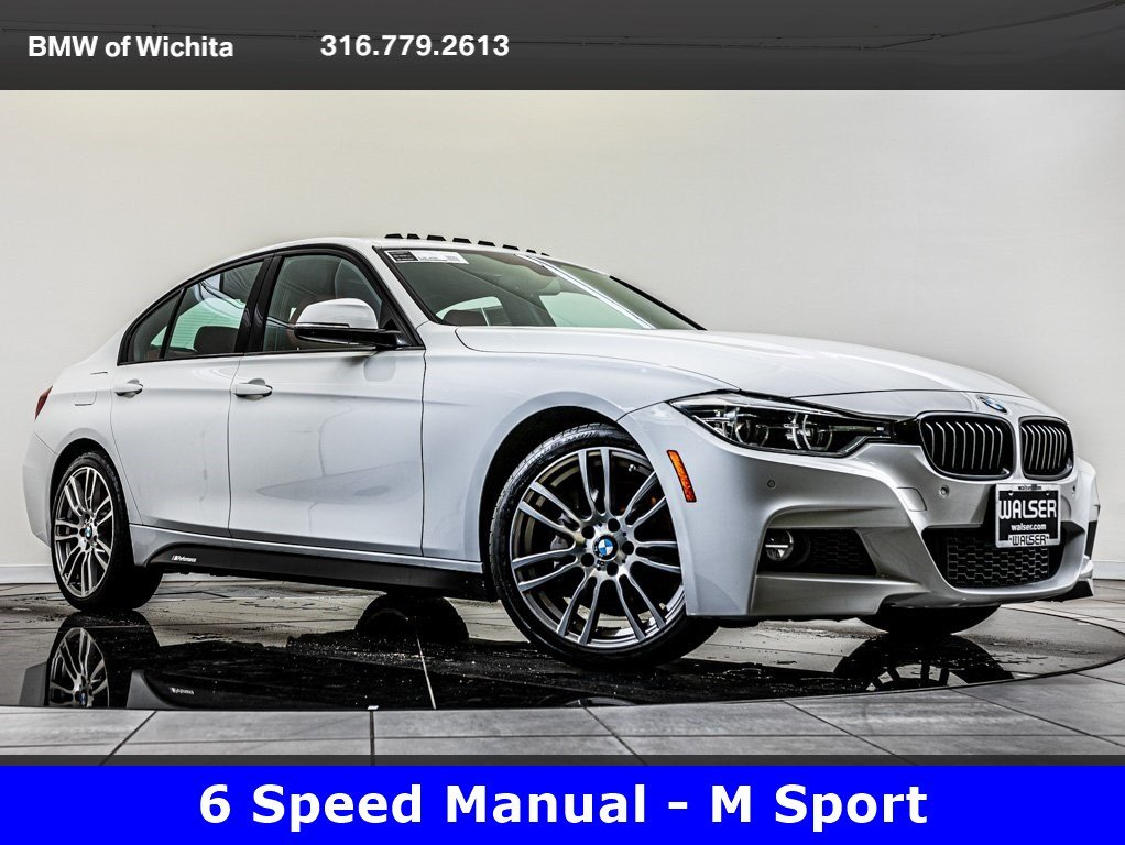 Pre-Owned 2016 BMW 3 Series 340i xDrive, M Sport, 6spd Manual