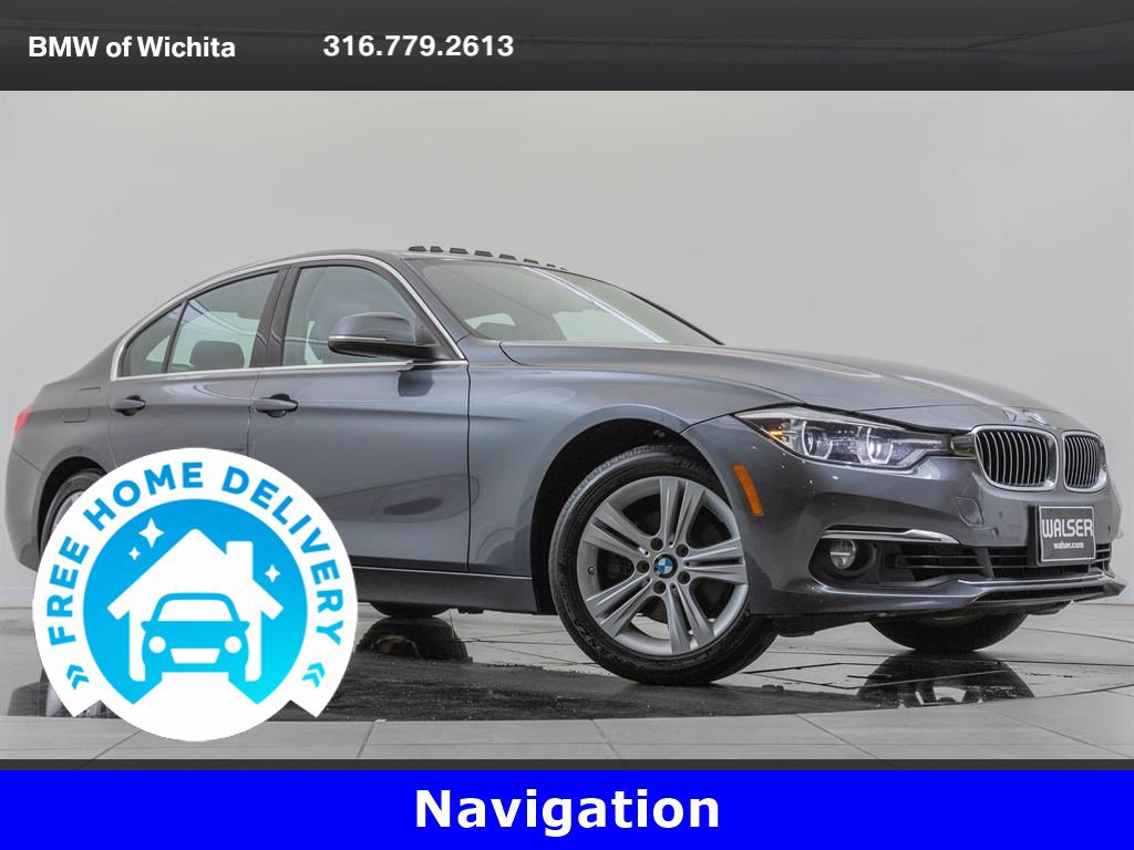 Pre-Owned 2017 BMW 3 Series 330i xDrive, Premium Package