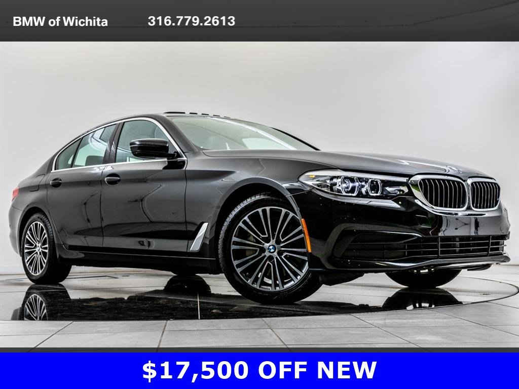 Pre-Owned 2019 BMW 5 Series 530i, Premium Pkg