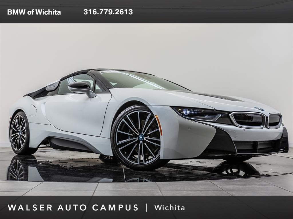 New 2019 Bmw I8 I8 Roadster Convertible In Wichita 53ab039n Bmw