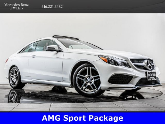 Pre-Owned 2017 Mercedes-Benz E-Class E 400 4MATIC, AMG® Sport Package