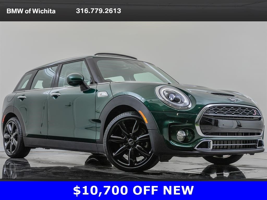 Pre-Owned 2019 MINI Clubman NAVI 18'' WHLS