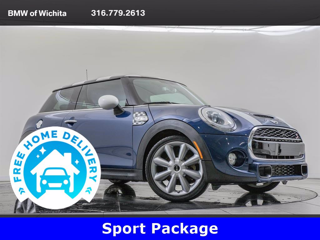Pre-Owned 2014 MINI Cooper Hardtop Sport Package